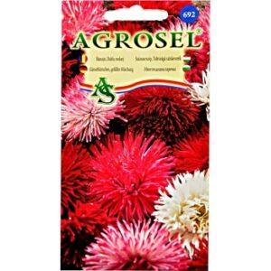 Seminte flori Banutei  dublu melanj(0.30 gr) Agrosel