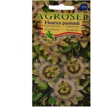 Seminte flori Floarea pasiunii Agrosel