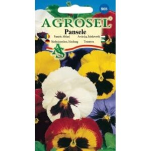 Seminte flori Pansele melanj Agrosel